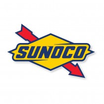 "3"" Sunoco Diamond Decal (Pack of 50)"