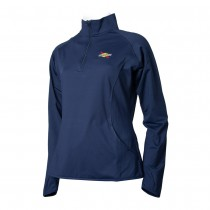 Sport-Tek Women's Stretch 1/2 Zip Pullover