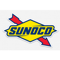 "Sunoco 3"" Diamond Decal (Pack of 50)"