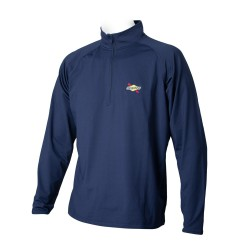Sport-Tek Men's Stretch 1/2 Zip Pullover