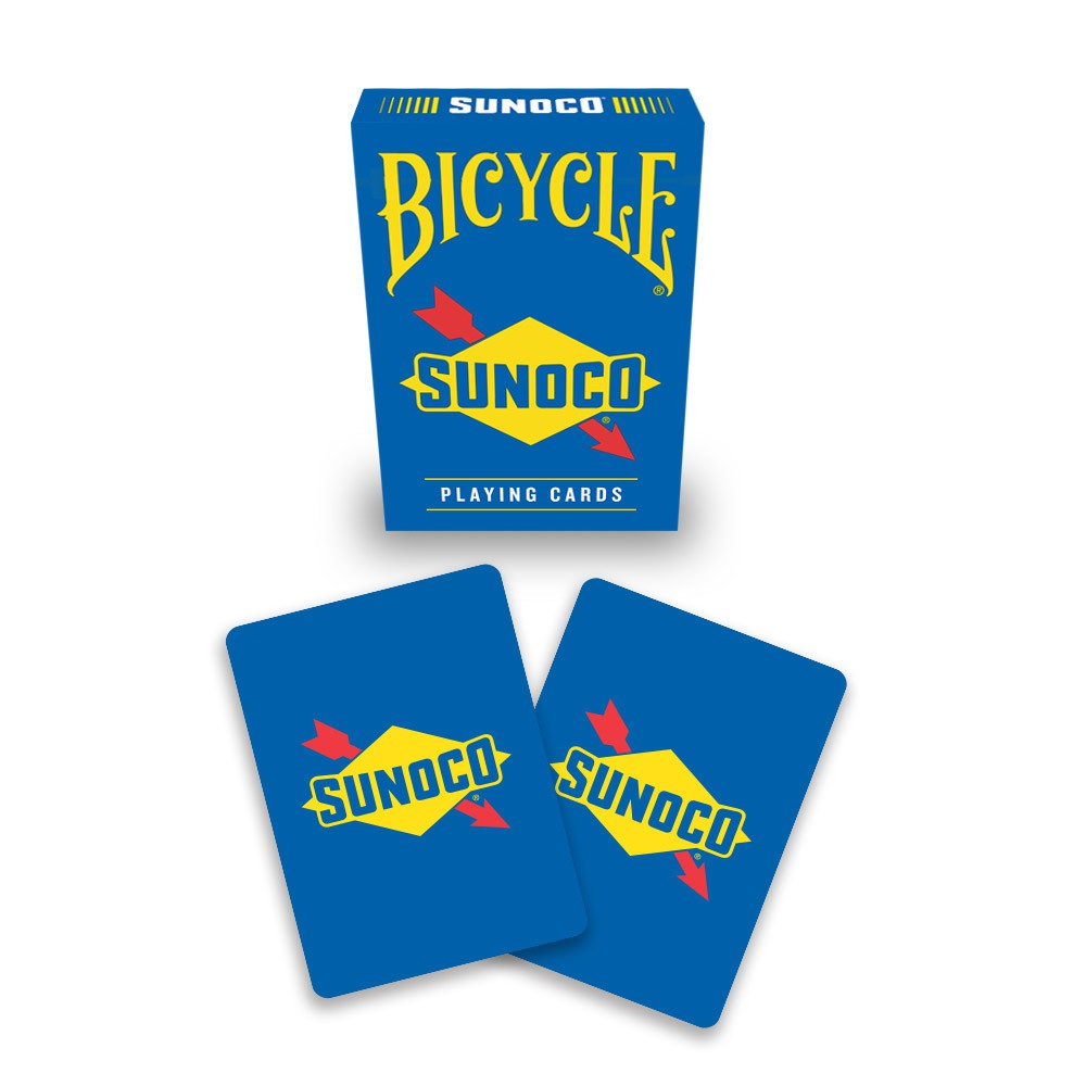 Sunoco 54 Deck of Cards