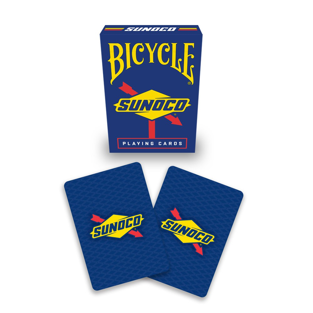 Sunoco Deck of Cards