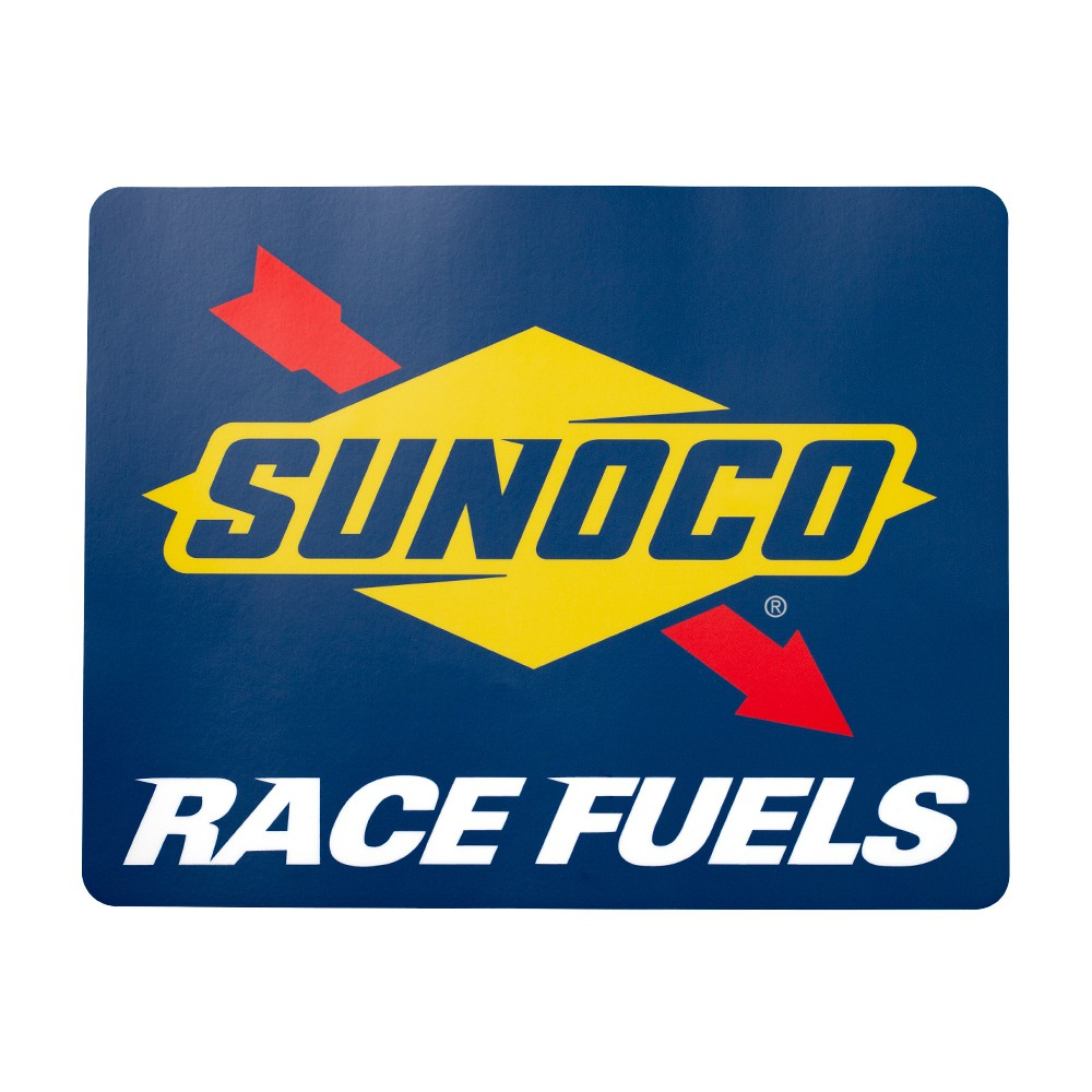 Sunoco Race Fuels Decals (Large) (Pack of 50)